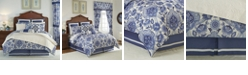 Croscill  Leland 4-Piece Cal King Comforter Set