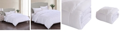 Lotus Home Microfiber Down Alternative Comforter With Stain Control