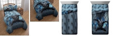 Black Panther Movie Marvel Black Panther Blue Tribe Twin Comforter