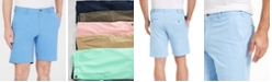 """Club Room Men's Regular-Fit 9"""" 4-Way Stretch Shorts, Created for Macy's"""