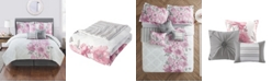 Mytex Charlize 7 Pc Queen Comforter Set