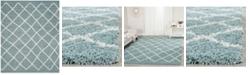 Safavieh Dallas Sea foam and Ivory 8' x 10' Area Rug