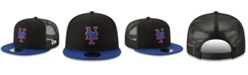 New Era New York Mets Coop All Day Mesh Back 9FIFTY Snapback Cap