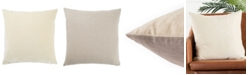 """Jaipur Living Luxe Solid Down Throw Pillow 20"""""""