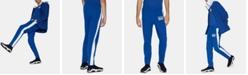 A|X Armani Exchange Men's Regular-Fit Stretch Side-Stripe Logo Joggers