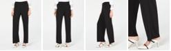 Alfani Petite Wide-Leg Pants, Created for Macy's