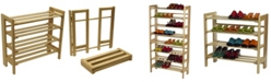 Winsome Clifford Foldable Shoe Rack