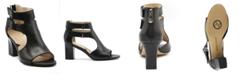 Adrienne Vittadini Rea Block Heel Sandals