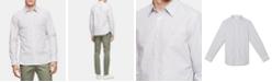 Calvin Klein Men's Stripe Slim Fit Shirt