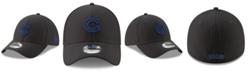 New Era Chicago Cubs Graphite Pop 39THIRTY Cap