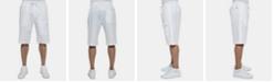 Sean John Men's Regular-Fit Drawstring Shorts