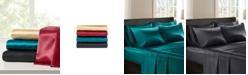 Madison Park Satin 2-PC Standard Pillowcases