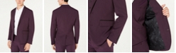 INC International Concepts INC Men's Slim-Fit Skull-Lined Blazer, Created for Macy's