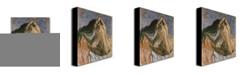 "Trademark Global Paul Cezanne 'Woman Combing her Hair' Canvas Art - 18"" x 18"""