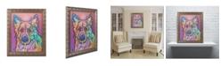 "Trademark Global Dean Russo 'Timber' Ornate Framed Art - 11"" x 14"""