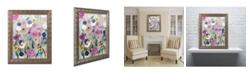 "Trademark Global Carrie Schmitt 'Too Pretty To Pick' Ornate Framed Art - 16"" x 20"""