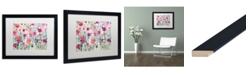 """Trademark Global Carrie Schmitt 'Shasta' Matted Framed Art - 16"""" x 20"""""""