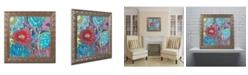 """Trademark Global Carrie Schmitt 'Shanti' Ornate Framed Art - 11"""" x 11"""""""