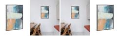 "iCanvas Wax Falls I by Jennifer Goldberger Gallery-Wrapped Canvas Print - 40"" x 26"" x 0.75"""