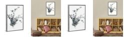 """iCanvas Scented Sprig Ii by Danhui Nai Gallery-Wrapped Canvas Print - 26"""" x 18"""" x 0.75"""""""