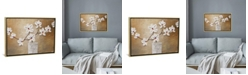 """iCanvas White Orchid by Osnat Tzadok Gallery-Wrapped Canvas Print - 18"""" x 26"""" x 0.75"""""""