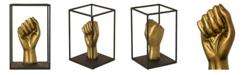 Moe's Home Collection Bronze Fist Sculpture