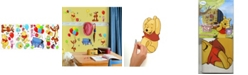 York Wallcoverings Winnie The Pooh - Pooh and Friends Peel and Stick Wall Decal