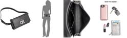 Calvin Klein CK Smooth Leather Belt Bag