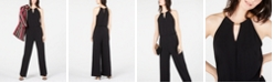 INC International Concepts INC Solid Chain Jumpsuit, Created for Macy's