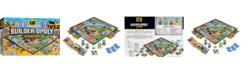 MasterPieces Puzzles MasterPieces Puzzle Company Caterpillar - Builder Opoly Junior