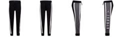 Jordan Big Boys Colorblocked Mesh-Trim Jogger Pants