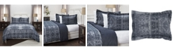 Riztex USA Winston Willow King 3 Piece Duvet Set