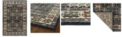"Kaleen McAlester MCA02-17 Blue 7'10"" x 10' Area Rug"
