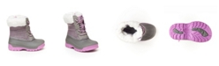 Osh Kosh Oshkosh Toddler and Little Girls Snoe Cold Weather Boot