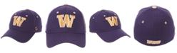 Zephyr Washington Huskies Stretch Fitted Cap