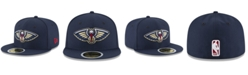 New Era Big Boys New Orleans Pelicans Basic 59FIFTY Fitted Cap