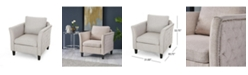 Noble House Clostermen Accent Chair