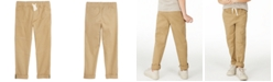 Epic Threads Toddler Boys Stretch Twill Moto Chino Pants, Created for Macy's