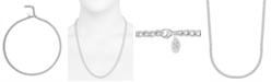 Serena Williams Jewelry Diamond (3-1/3 ct. t.w.) Necklace in 14K White Gold