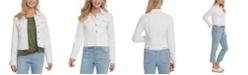 DKNY Jeans Denim Trucker Jacket