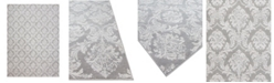 Hotel Collection CLOSEOUT! Sache HS-21 Gray 4' x 6' Area Rug