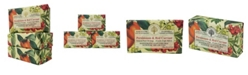 Wavertree & London Persimmon and Red Currant Soap with Pack of 3, Each 7 oz