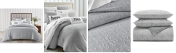 Charter Club Woven Tile 2-Pc. Twin Comforter Set, Created for Macy's