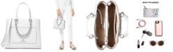 Michael Kors Cece Ribbon Chain Messenger Bag
