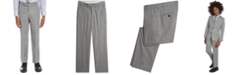 Calvin Klein Big Boys Stretch Dobby Suit Pants