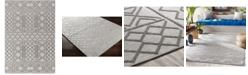 Abbie & Allie Rugs Big Sur BSR-2316 Taupe 2' x 3' Area Rug