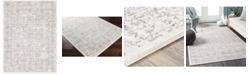 "Abbie & Allie Rugs Roma ROM-2300 Gray 7'10"" x 10' Area Rug"