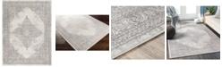 "Abbie & Allie Rugs Roma ROM-2304 Gray 6'7"" x 9' Area Rug"