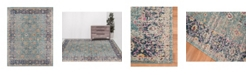 """Amer Rugs Eternal ETE-28 Turquoise 5'7"""" x 7'6"""" Area Rug"""