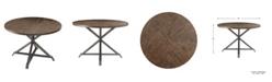 Furniture Homelegance Pisa Round Dining Table